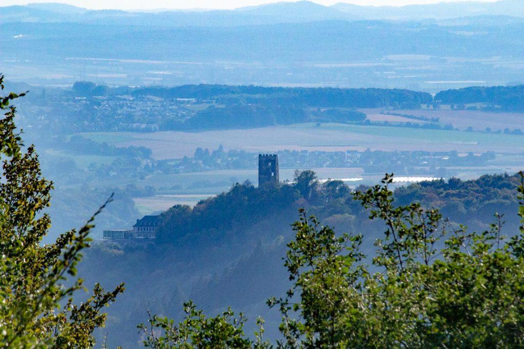 Ölberg-Aussicht auf Drachenfels
