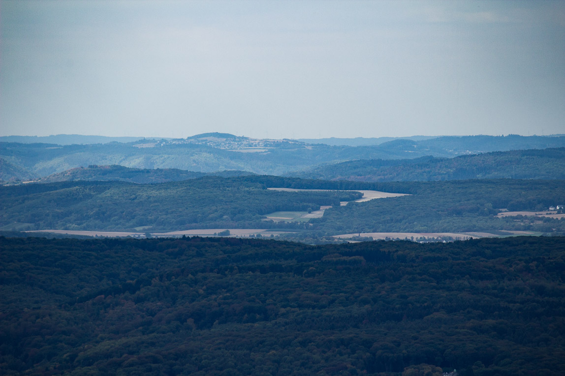 Aussicht vom Asberg