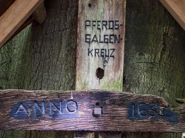 Pferdsgalgenkreuz
