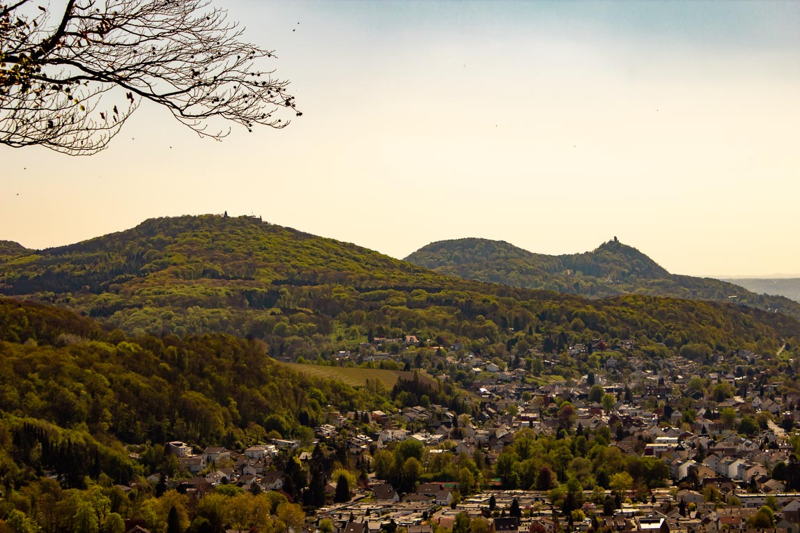 Rheinsteig - Überblick